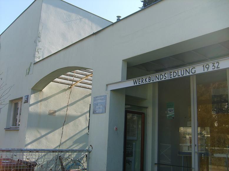 Bauhaus I Werkbundsiedlung Wien Fotos Von Alban Knecht